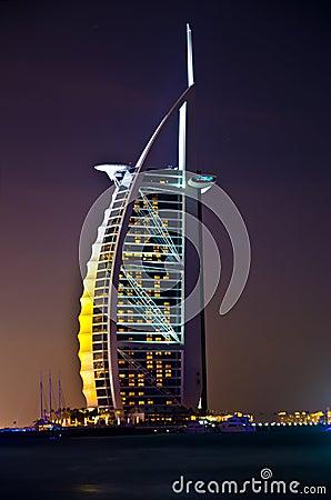 Burj Al Arab Editorial Stock Image