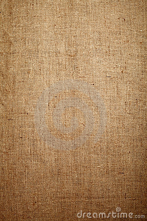 Burlap Fabric background
