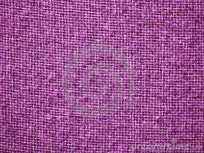 Burlap Pink Fabric Texture Background