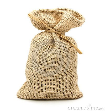 Free Burlap Sack Stock Photo - 16956900