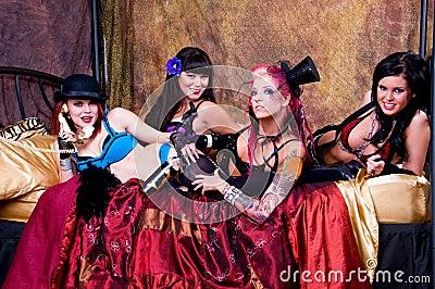 Burlesque Dolls