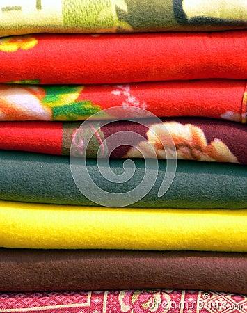 Burmese Woven Blankets