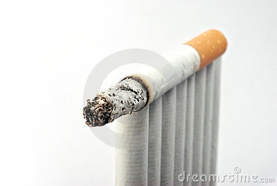 burn Cigarette
