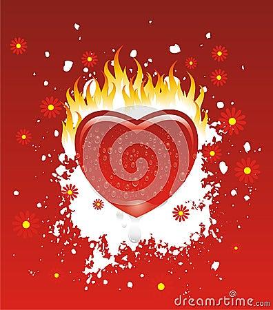 Burn of desire
