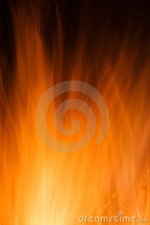 Burn hot fire flame dark background