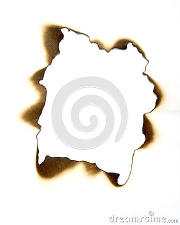 Burn paper 1