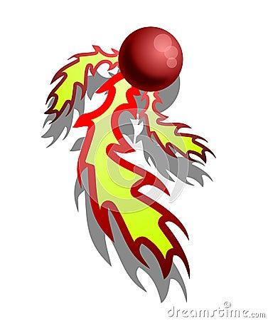 Dodgeball Ball Clipart dodgeball stock illustrations, vectors ...