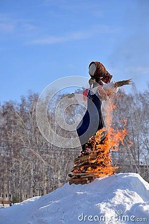 Free Burning Effigies Royalty Free Stock Images - 50776989