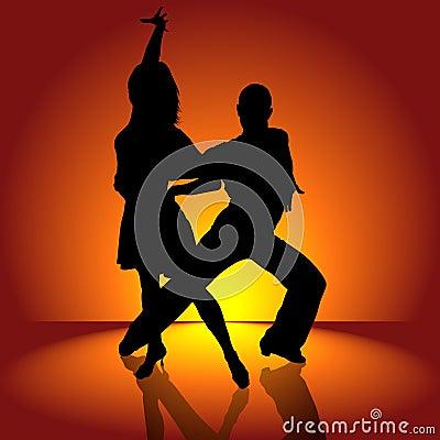 Burning Latino Dance