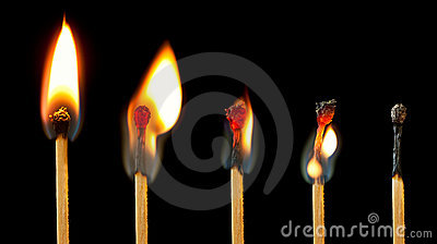 Burning Match Series