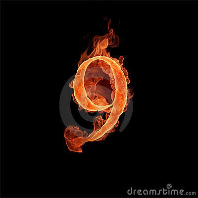Burning number 9