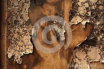 Burnt paperhangings