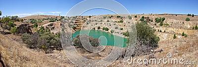 Burra Copper Mine