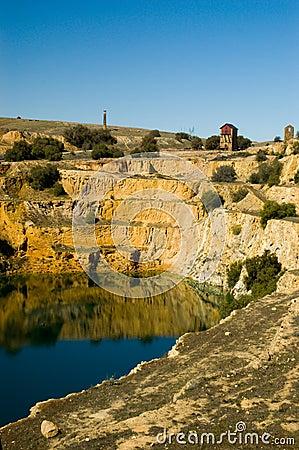Free Burra Mine (Portrait) Stock Images - 1161264