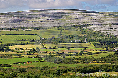 The Burren Fields Royalty Free Stock Photography - Image: 11825217