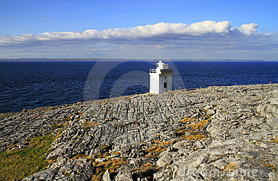 Burren Lighthouse
