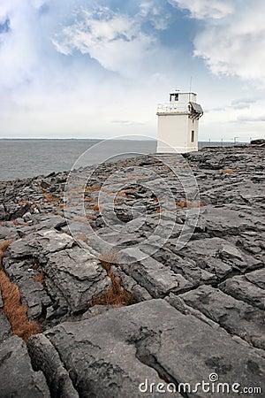 Burren lighthouse