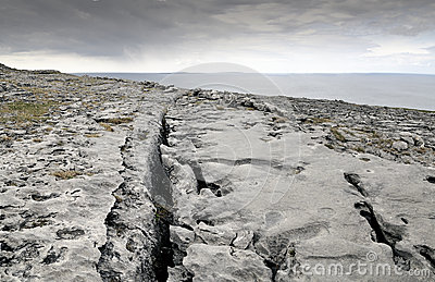 The Burren near Derreen, West Eire