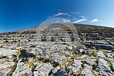Burren scenery