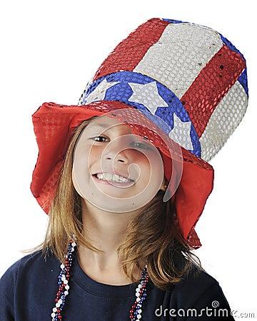 Burried Under Uncle Sam s Hat