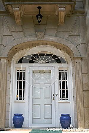 Burritt Mansion Built in 1935