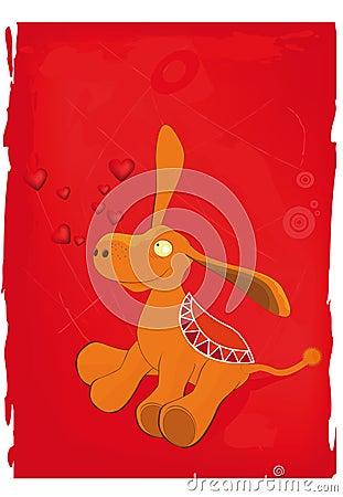 The burro