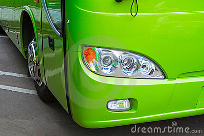 Bus headlight