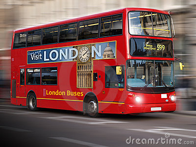 Bus moderne de Londres