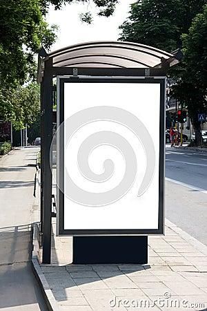 Free Bus Shelter Stock Image - 5872661