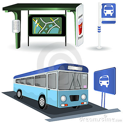 Bus station images