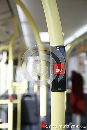Bus Stop Button