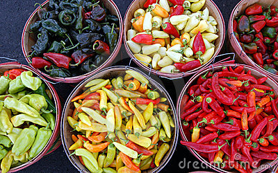 Bushels of Chiles