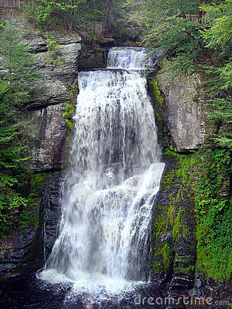 Bushkill Falls Pennsylvania USA