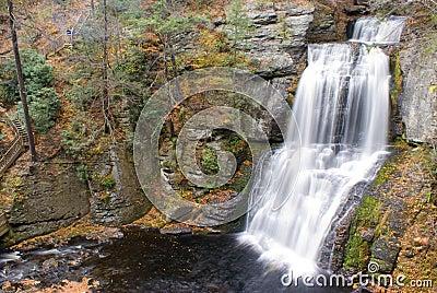 Bushkill Waterfall (main fall)