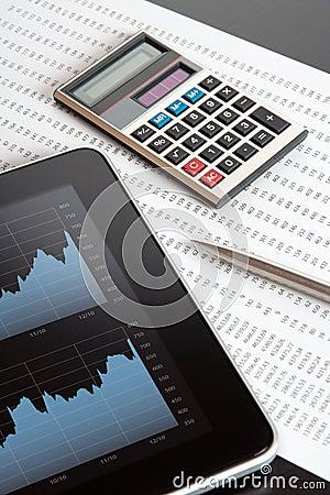 Free Business Analysis Stock Photo - 17323560