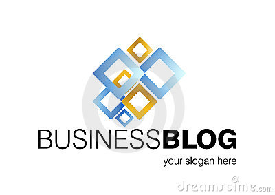 Business Blog Logo Design