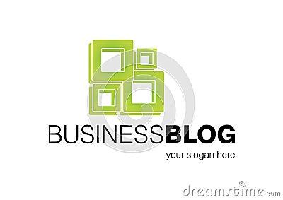 Business Blog Logo Design