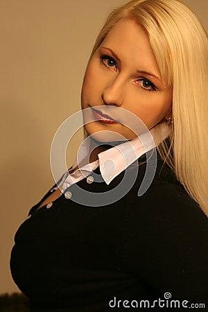 Business Blonde 5
