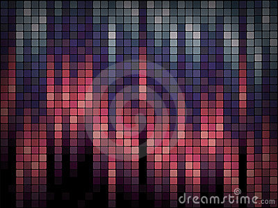 Business Blox - Geometric Repeating Vector Design