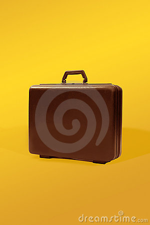 Free Business Briefcase Royalty Free Stock Image - 2130226