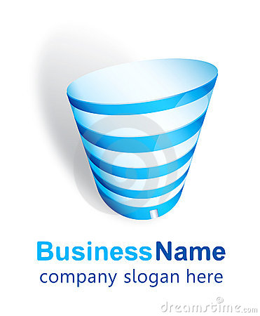 Business building logo design