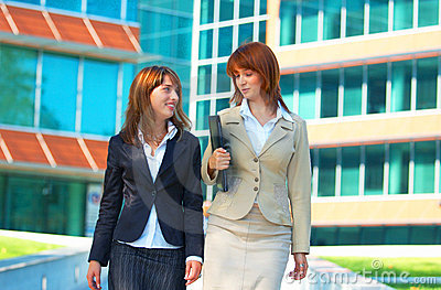Business campus women