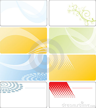 business card template design royalty free stock photo image