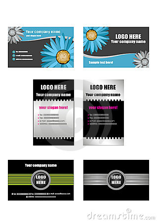 Free Business Cards Stock Photo - 7390810