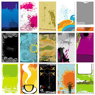 Free Business Cards Templates 12 Stock Photos - 6624863