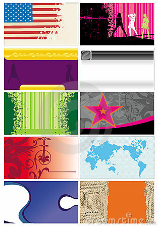 Business cards templates 5