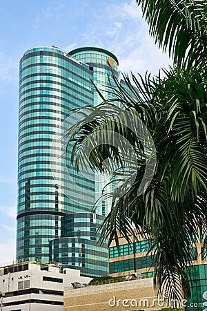 Business centre, Bangkok, Thailand