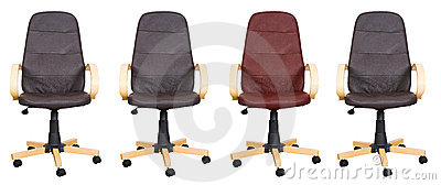Business chairs - be different
