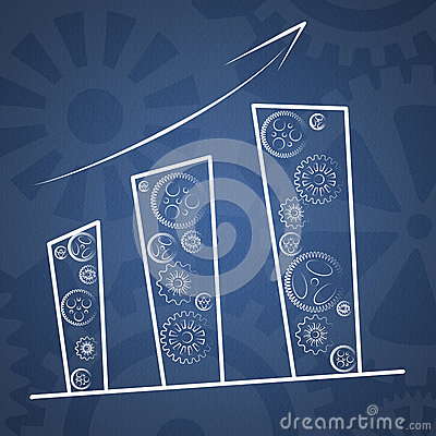 Free Business Chart Stock Images - 48803454