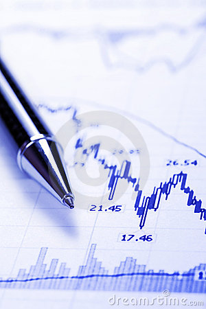 Free Business Chart - Crash Stock Photo - 6767510